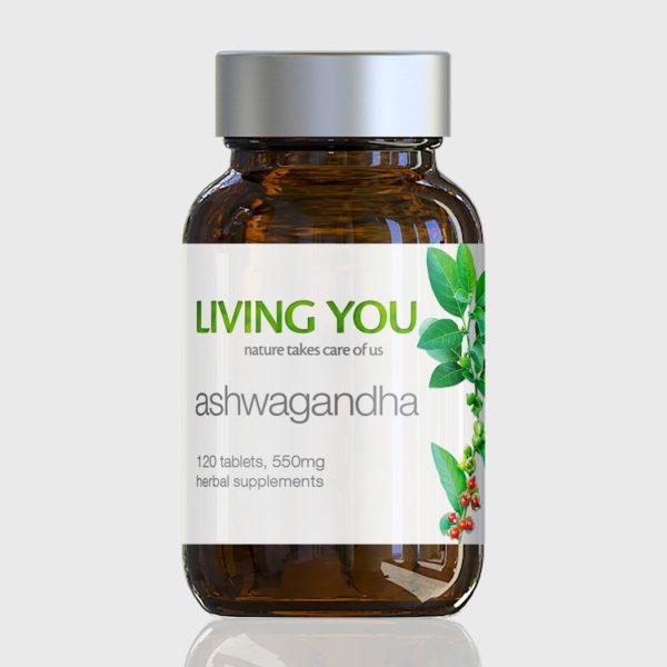 Ashwagandha Living You 120tab