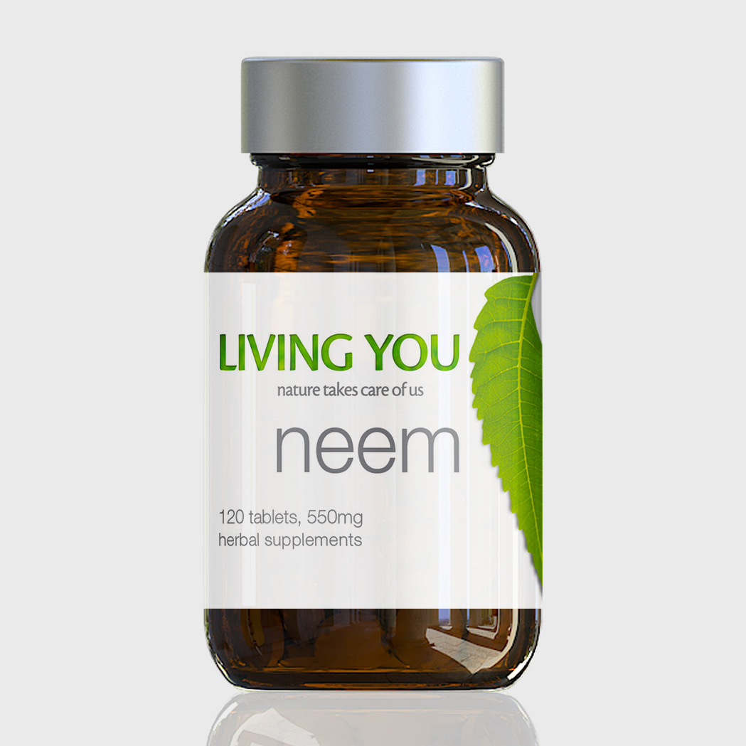 Neem Living You 120tab