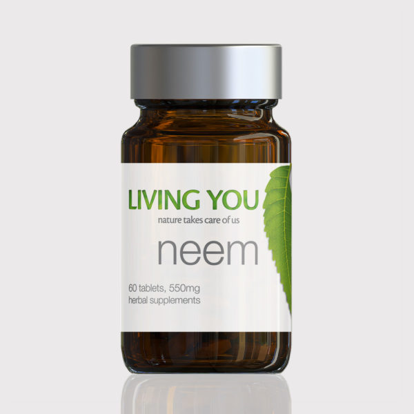Neem Living You 60tab