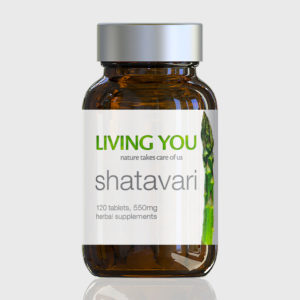 Shatavari Living You 120tab