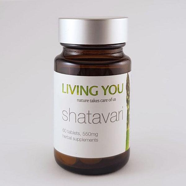 Living You Shatavari 60tab