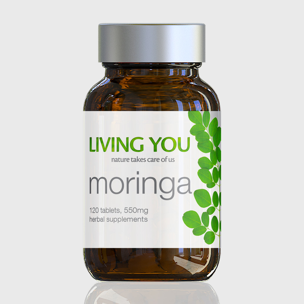 Moringa Living You 120tab