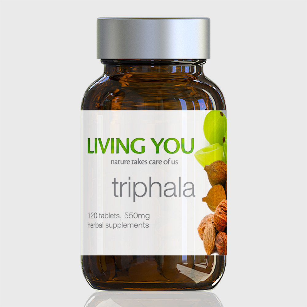 Triphala Living You 120tab