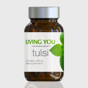 Tulsi Living You 120tab