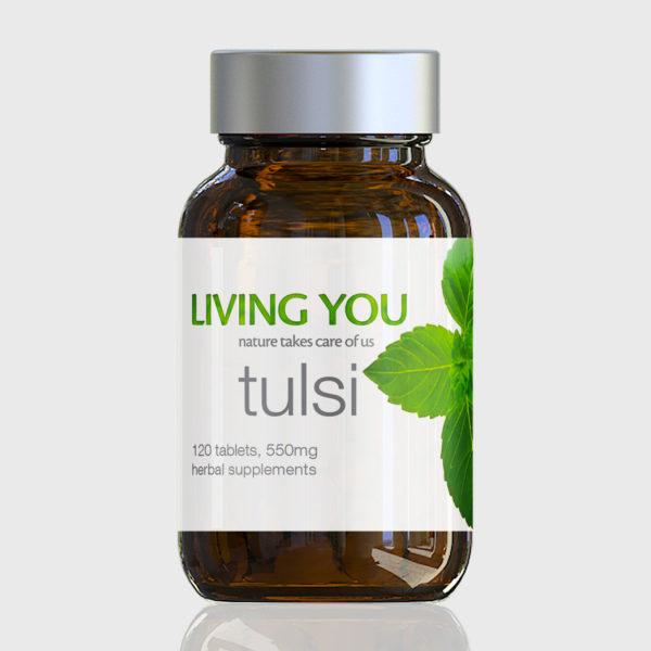 Tulsi Living You 120tab