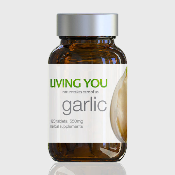Garlic Living You 120tab