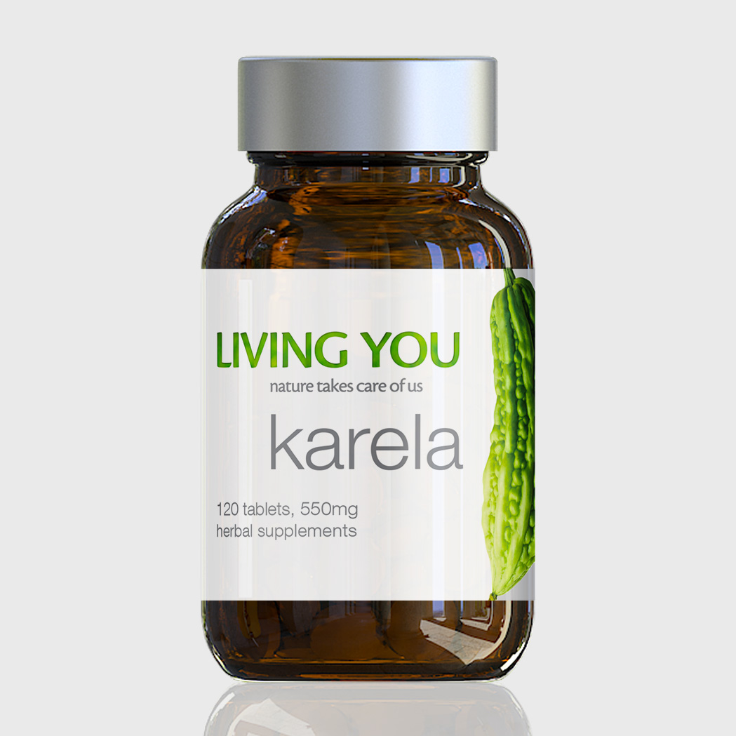 Karela Living You 120tab